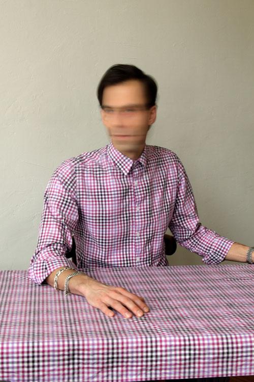 Shirt Table mimikry